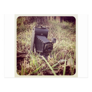 No1 Pocket Kodak Postcard