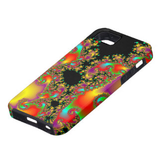 NO2 Fractal Iphone 5 case