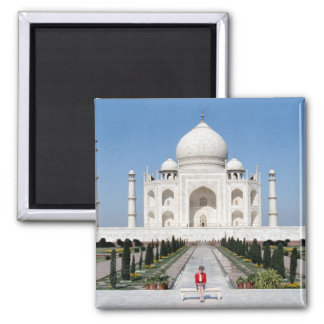 No.123 Princess Diana Taj Mahal 1992 Magnet