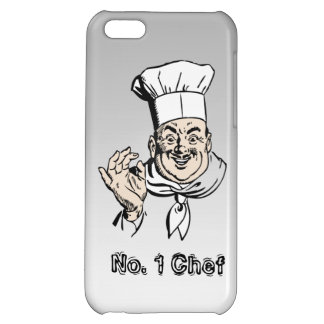 No. 1 Chef iPhone 5C Case