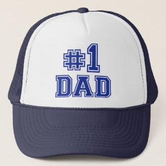 No.1 Dad Trucker Hat