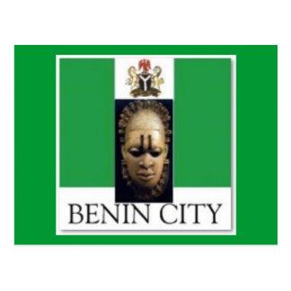 NO 1 NIGERIA T-SHIRT AND ACCESSORIES POSTCARD
