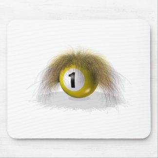 No.1 Pool Mouse Pad