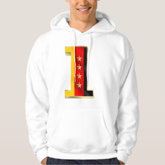 No.1 World Champions Victory Number one 2014 Hoodie