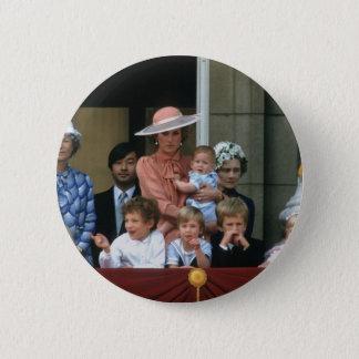 No.20 Prince William Buckingham Palace 1985 2 Inch Round Button