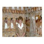 No.230 Princess Diana Egypt 1992 Postcard