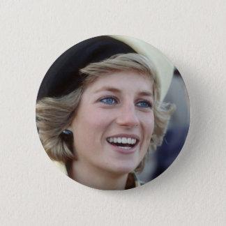 No.37 Princess Diana Southampton 1984 2 Inch Round Button