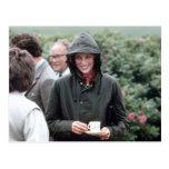 No.40 Princess Diana Lochmaddy 1985 Postcard