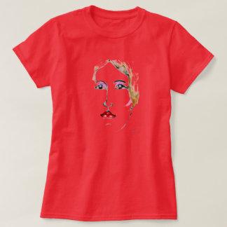 No. 56 Digital Art (Red) T-Shirt