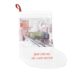 No 60163 Tornado Christmas stocking