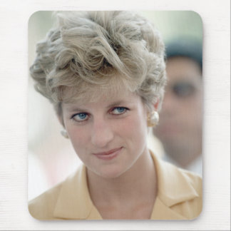 No.90 Princess Diana Egypt 1992 Mouse Pad
