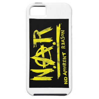No Apparent Reason Band Logo Case For The iPhone 5