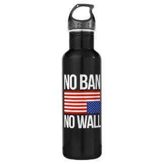 NO BAN NO WALL - white -