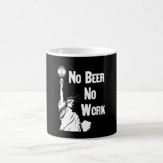 No Beer - No Work - Anti Prohibition Coffee Mug