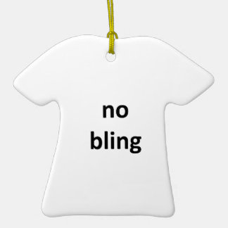 no bling2 jGibney The MUSEUM Zazzle Gifts Christmas Tree Ornaments