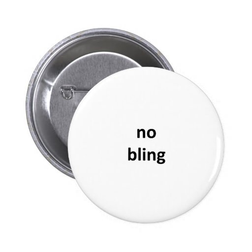 no bling36 jGibney The MUSEUM Zazzle Gifts Pin