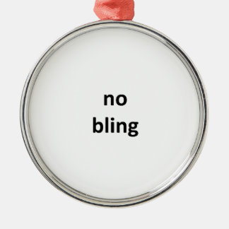 no bling36 jGibney The MUSEUM Zazzle Gifts Christmas Ornaments