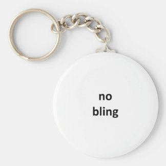 no bling jGibney The MUSEUM Zazzle Gifts.png Keychains