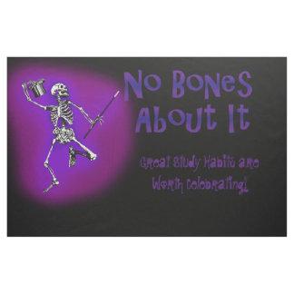 No Bones About It Fabric Bulletin Board Design