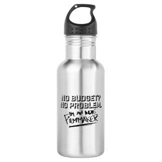 No Budget? No Problem Water Bottle