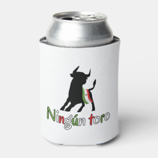No Bull HHM Beverage Can Cooler