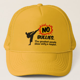 No Bullies hat