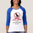 NO BUNNIES/ Only Jesus T-Shirt