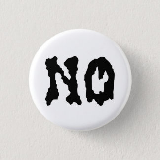 """No"" Button"