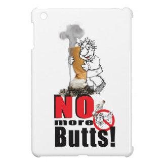 NO BUTTS - Stop Smoking iPad Mini Case