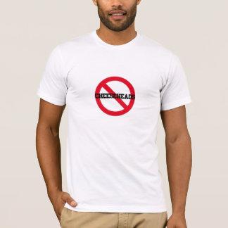 No Cheeseheads men's t-shirt