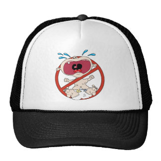 No Cry Babies hat