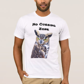No Cussing Zone_T-Shirt T-Shirt