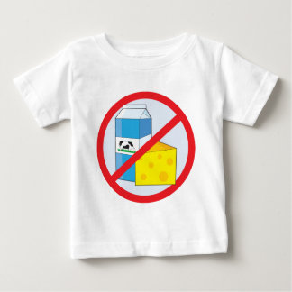 No Dairy Baby T-Shirt