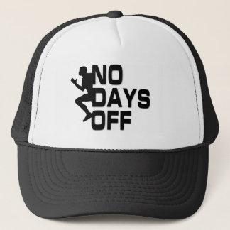 NO DAYS OFF Trucker Hat