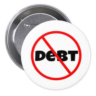 """""""No Debt"""" Button"""
