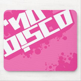 no disco mouse pad