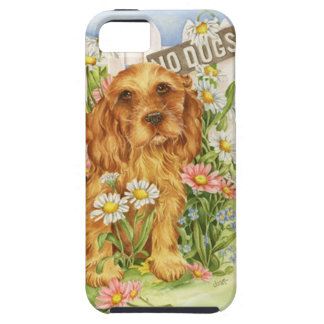 No dogs! iPhone 5 cases