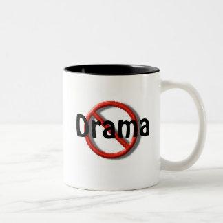 No Drama No Whining Mug