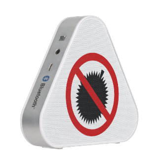 NO Durian Tropical Fruit ⚠ Thai Sign ⚠ Bluetooth Speaker