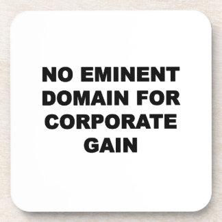 No Eminent Domain for Corporate Gain Coaster
