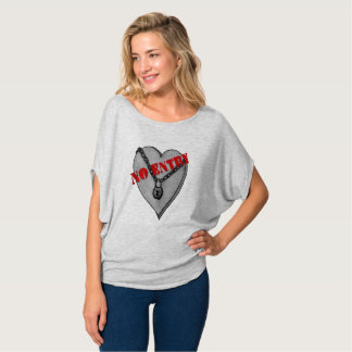 No entry to my locked heart T-Shirt
