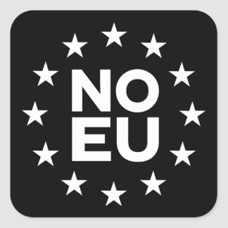 No EU Sticker v2 inverted