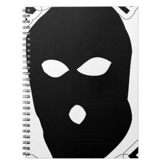 No Face No Case Notebook