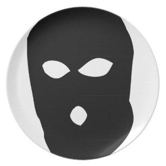 No Face No Case Plate