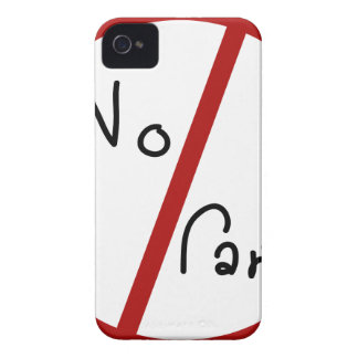 No fart iPhone 4 cover