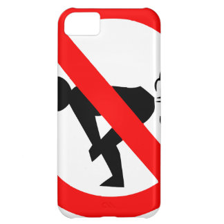 No Fart Zone iPhone 5C Cover