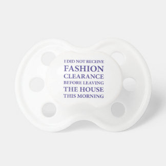 No Fashion Clearance blue Baby Pacifier