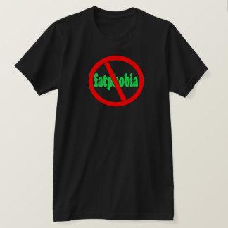 No fatphobia T-Shirt