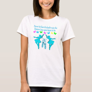 NO FEAR JUST FAITH BALLERINA T-Shirt