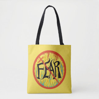 No Fear! Tote Bag